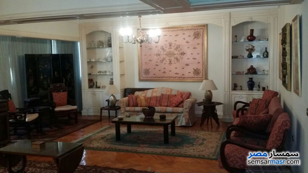 Photo 1 - Apartment 2 bedrooms 2 baths 200 sqm super lux For Rent Mohandessin Giza