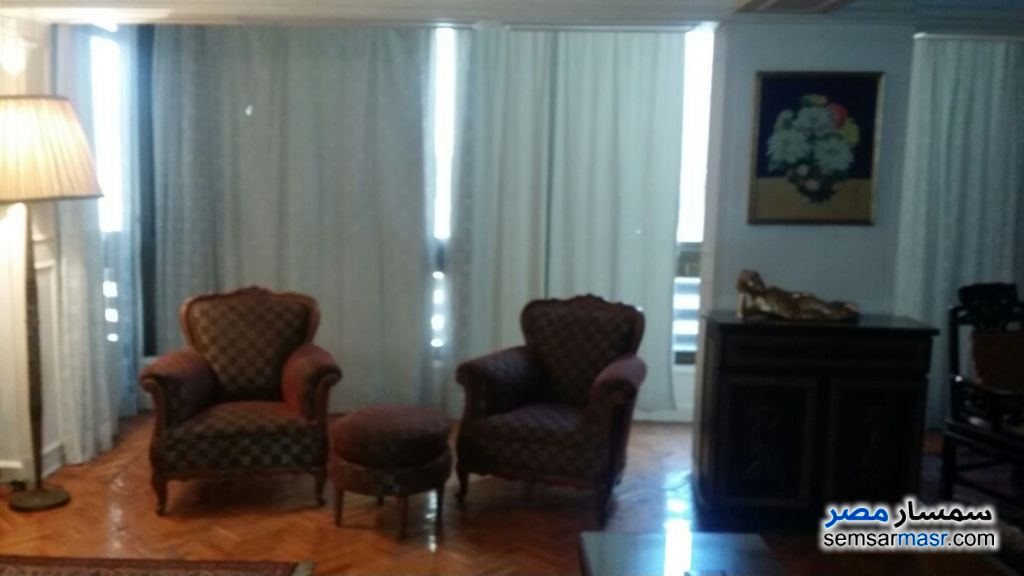 Photo 3 - Apartment 2 bedrooms 2 baths 200 sqm super lux For Rent Mohandessin Giza