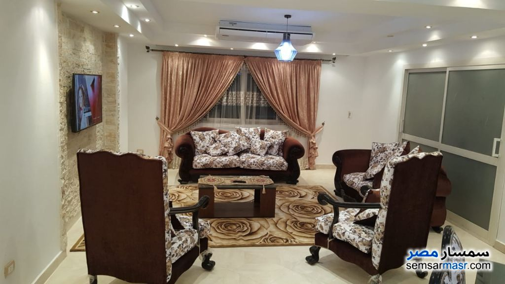 Photo 9 - Apartment 3 bedrooms 2 baths 200 sqm super lux For Rent Mohandessin Giza