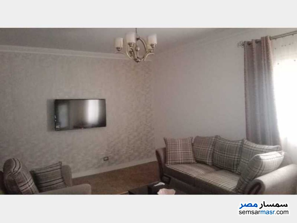 Photo 2 - Apartment 2 bedrooms 1 bath 120 sqm super lux For Rent Dokki Giza