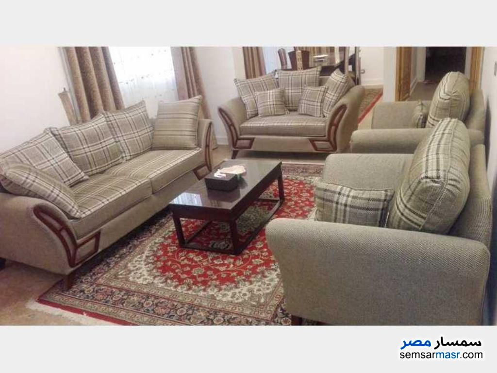 Photo 1 - Apartment 2 bedrooms 1 bath 120 sqm super lux For Rent Dokki Giza