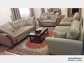 Apartment 2 bedrooms 1 bath 120 sqm super lux For Rent Dokki Giza - 1