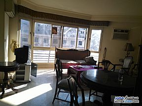 Apartment 2 bedrooms 2 baths 150 sqm super lux For Rent Dokki Giza - 1