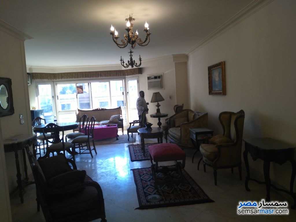 Photo 3 - Apartment 2 bedrooms 2 baths 150 sqm super lux For Rent Dokki Giza