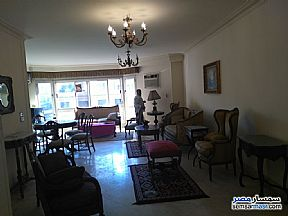 Apartment 2 bedrooms 2 baths 150 sqm super lux For Rent Dokki Giza - 3