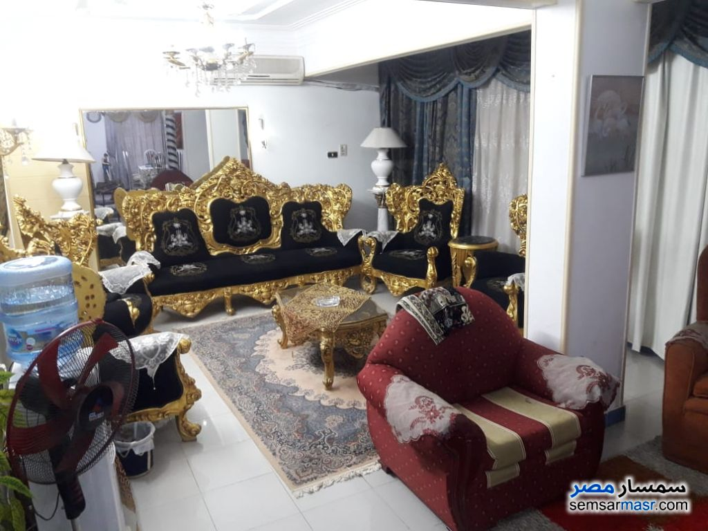 Photo 1 - Apartment 2 bedrooms 1 bath 120 sqm extra super lux For Rent Zagazig Sharqia