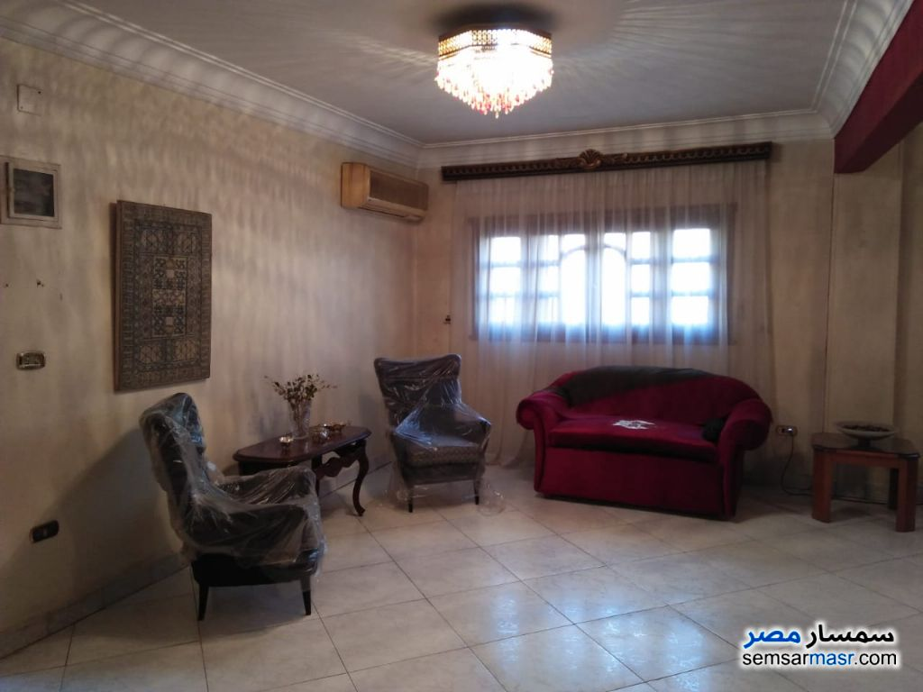 Photo 1 - Apartment 2 bedrooms 2 baths 150 sqm extra super lux For Rent Dokki Giza