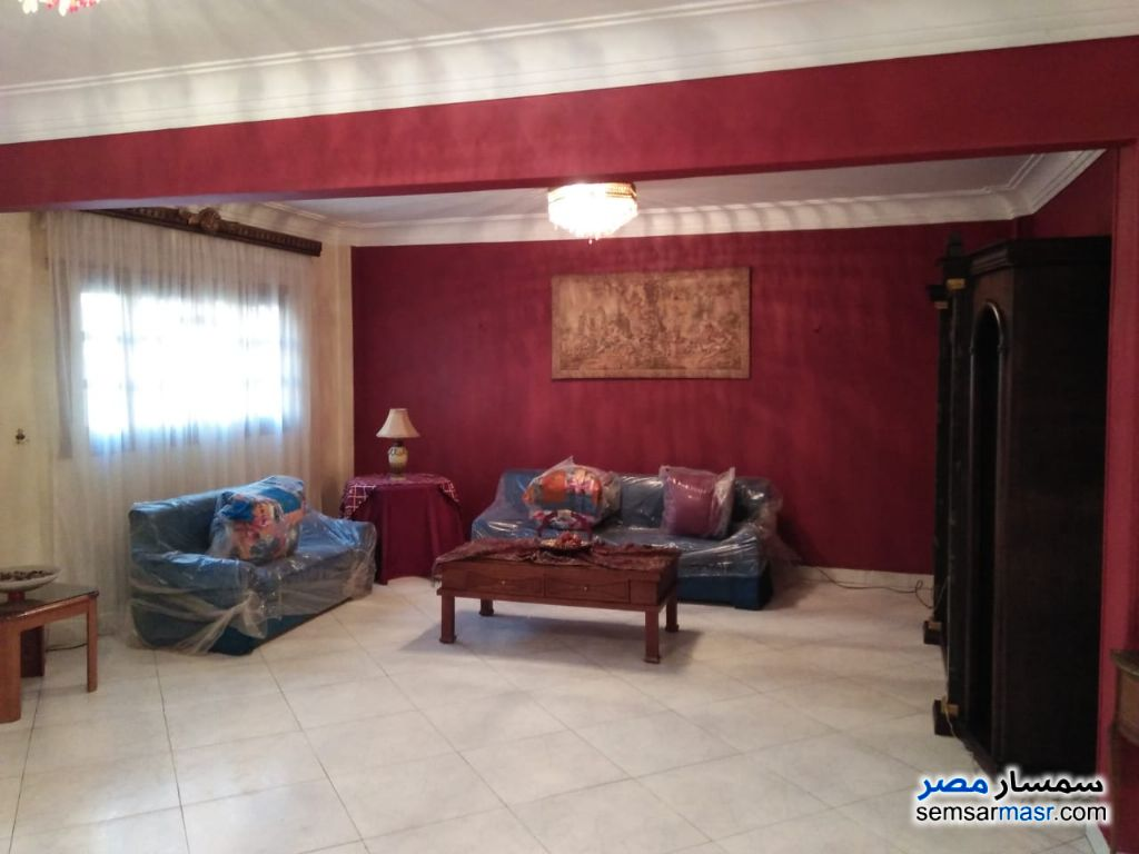 Photo 3 - Apartment 2 bedrooms 2 baths 150 sqm extra super lux For Rent Dokki Giza