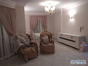 Apartment 3 bedrooms 3 baths 180 sqm extra super lux For Rent Mohandessin Giza - 5