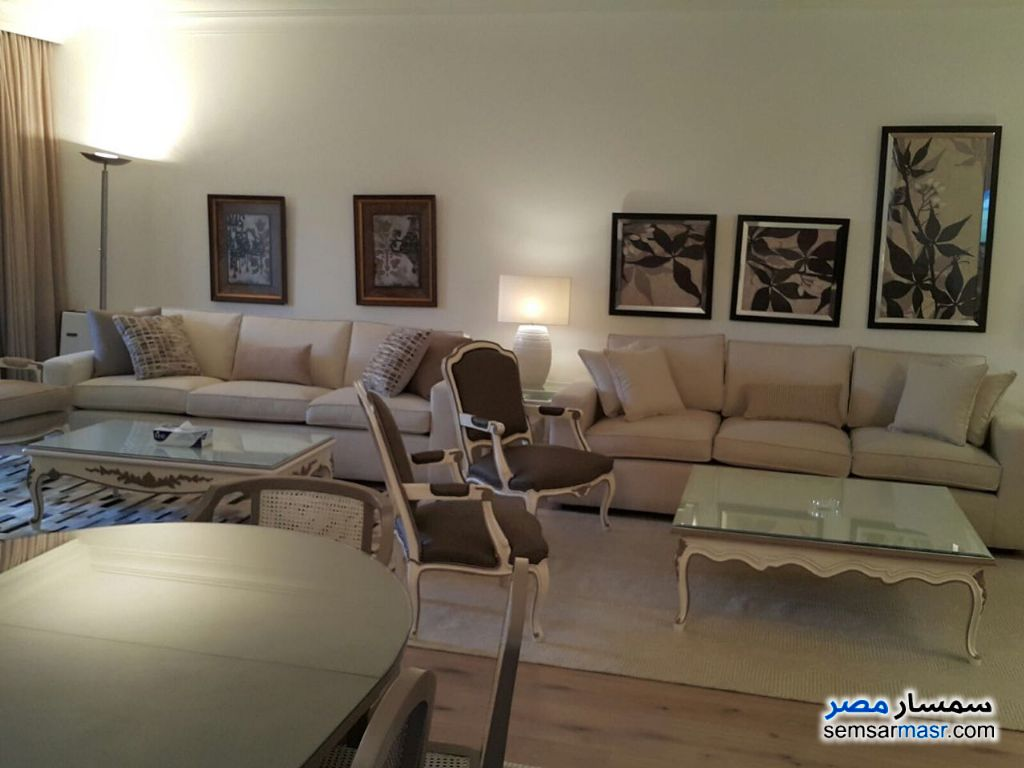 Photo 3 - Apartment 3 bedrooms 3 baths 200 sqm super lux For Rent Mohandessin Giza