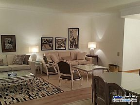 Apartment 3 bedrooms 3 baths 200 sqm super lux For Rent Mohandessin Giza - 5