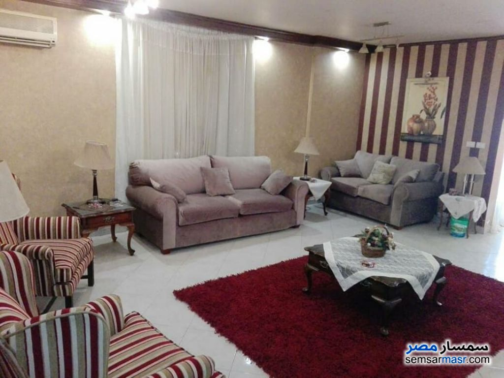 Photo 3 - Apartment 3 bedrooms 2 baths 200 sqm extra super lux For Rent Rehab City Cairo