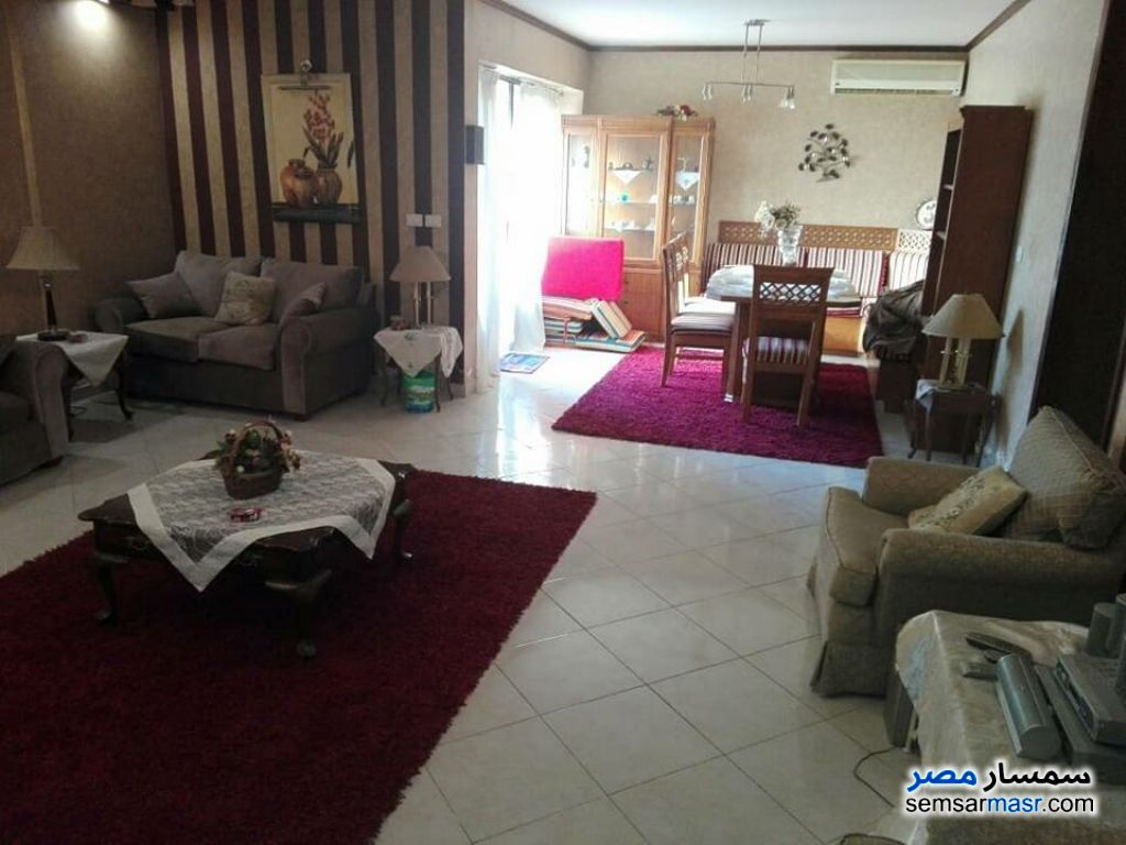 Photo 4 - Apartment 3 bedrooms 2 baths 200 sqm extra super lux For Rent Rehab City Cairo