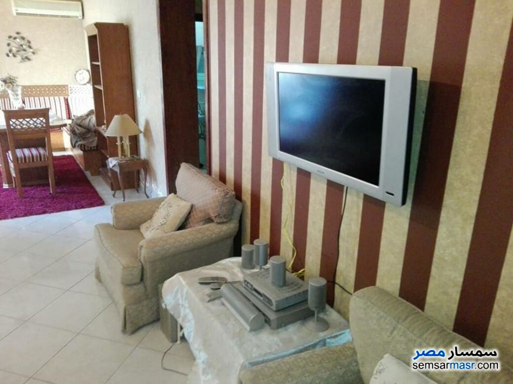 Photo 8 - Apartment 3 bedrooms 2 baths 200 sqm extra super lux For Rent Rehab City Cairo