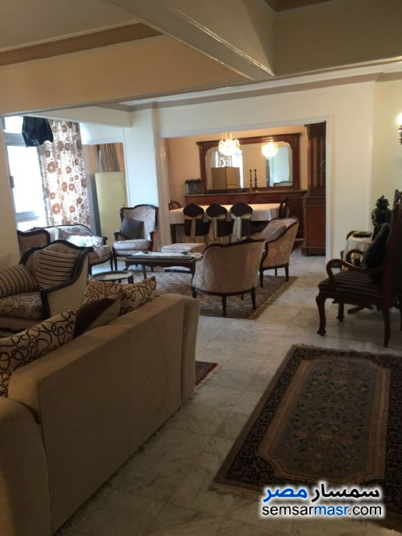 Photo 1 - Apartment 2 bedrooms 1 bath 150 sqm super lux For Rent Dokki Giza
