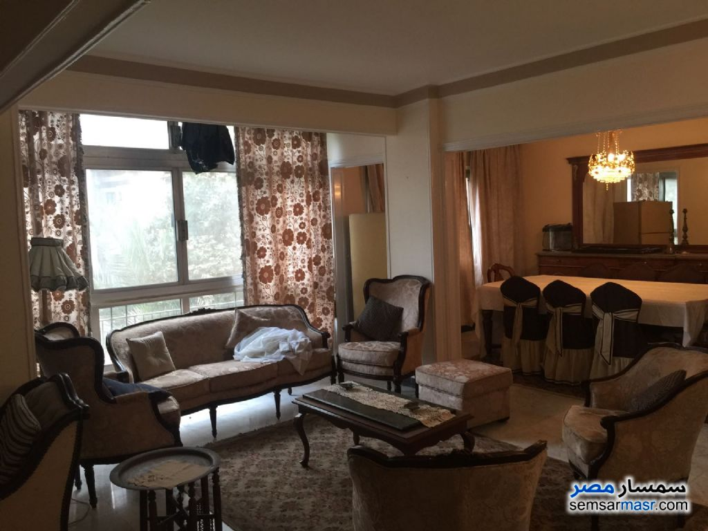 Photo 2 - Apartment 2 bedrooms 1 bath 150 sqm super lux For Rent Dokki Giza