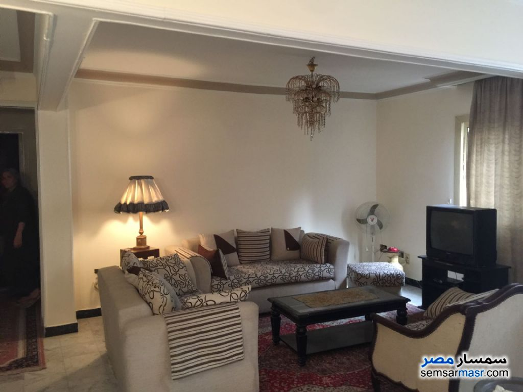 Photo 3 - Apartment 2 bedrooms 1 bath 150 sqm super lux For Rent Dokki Giza
