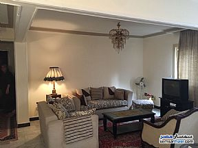Apartment 2 bedrooms 1 bath 150 sqm super lux For Rent Dokki Giza - 3