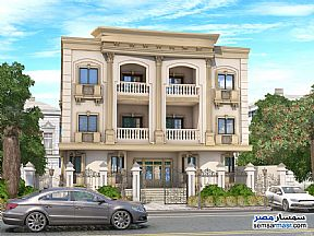 Ad Photo: Apartment 4 bedrooms 3 baths 225 sqm semi finished in Shorouk City  Cairo