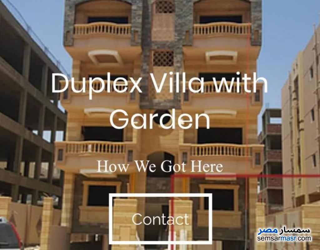 Ad Photo: Apartment 4 bedrooms 3 baths 320 sqm extra super lux in North Extensions  6th of October
