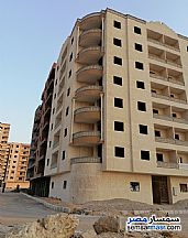 Ad Photo: Apartment 3 bedrooms 1 bath 140 sqm without finish in New Nozha  Cairo