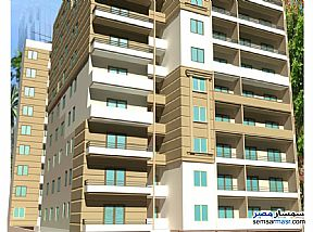 Ad Photo: Apartment 3 bedrooms 1 bath 155 sqm semi finished in Halwan  Cairo