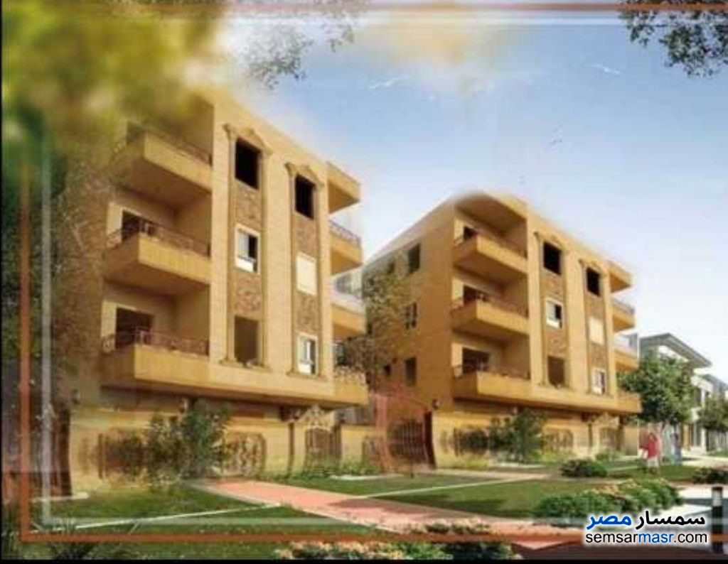 Photo 2 - Apartment 3 bedrooms 2 baths 150 sqm semi finished For Sale Badr City Cairo