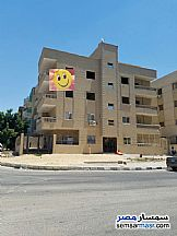 Ad Photo: Apartment 2 bedrooms 1 bath 110 sqm semi finished in El Ubour City  Qalyubiyah