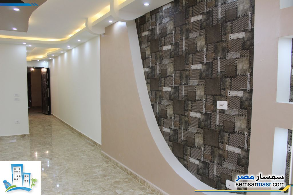 Photo 1 - Apartment 3 bedrooms 2 baths 150 sqm super lux For Sale Hadayek Al Ahram Giza