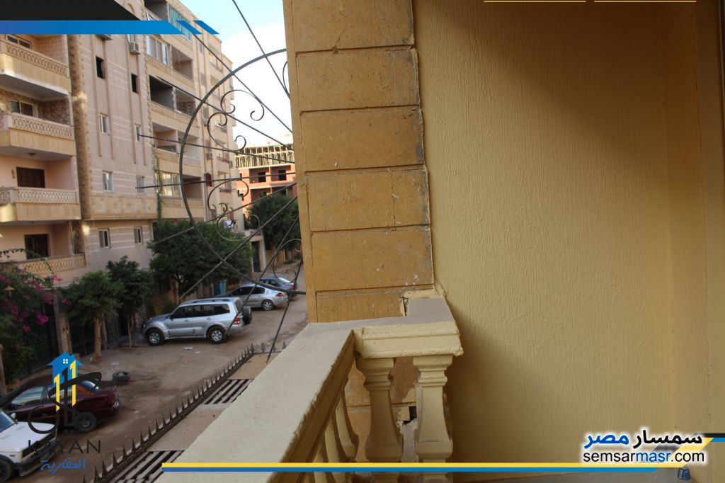 Photo 10 - Apartment 3 bedrooms 2 baths 170 sqm extra super lux For Sale Hadayek Al Ahram Giza
