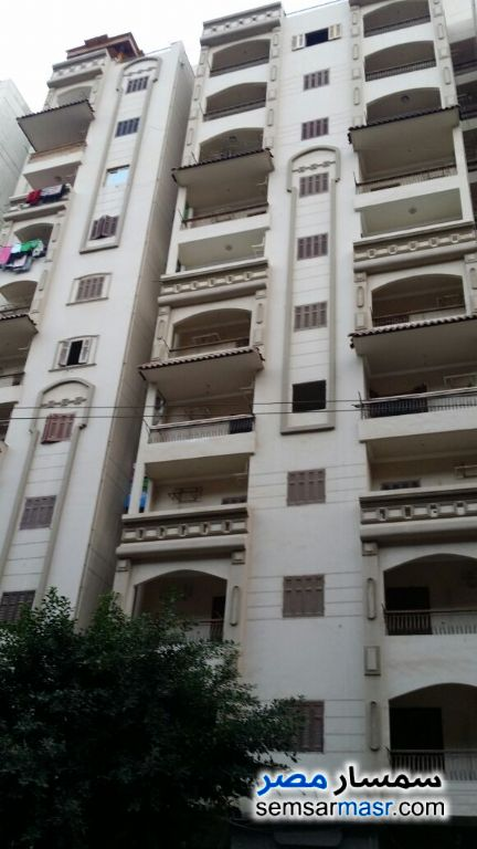 Photo 1 - Apartment 4 bedrooms 2 baths 236 sqm without finish For Sale Shibin El Kom Minufiyah