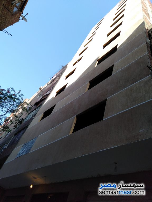 Photo 2 - Apartment 3 bedrooms 1 bath 100 sqm without finish For Sale Dar Al Salaam Cairo