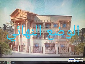 Ad Photo: Apartment 3 bedrooms 2 baths 100 sqm semi finished in El Ubour City  Qalyubiyah