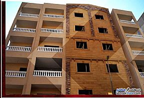 Ad Photo: Apartment 2 bedrooms 1 bath 100 sqm semi finished in Hadayek Al Ahram  Giza