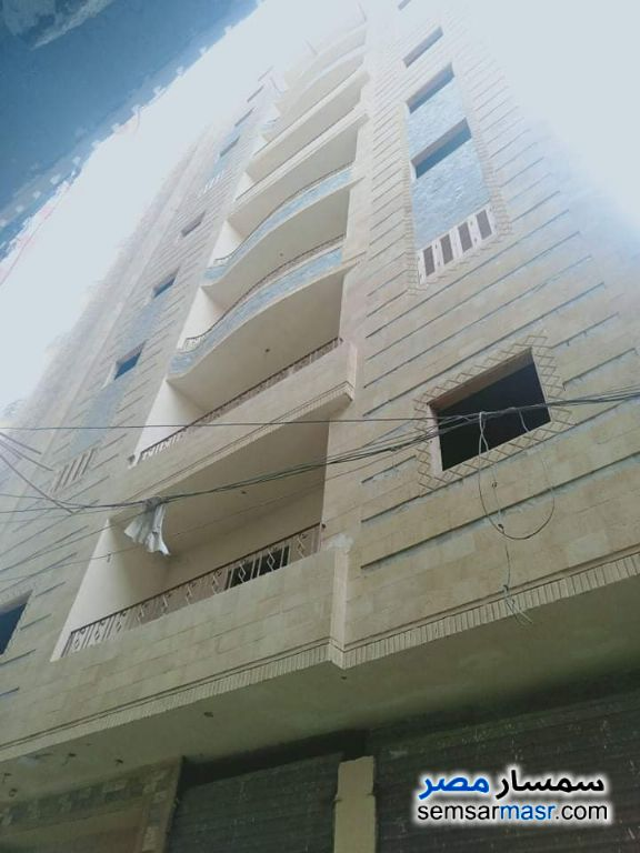 Ad Photo: Apartment 3 bedrooms 1 bath 100 sqm extra super lux in El Mahalla El Kubra  Gharbiyah