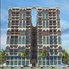 Ad Photo: Apartment 3 bedrooms 1 bath 105 sqm semi finished in Miami  Alexandira