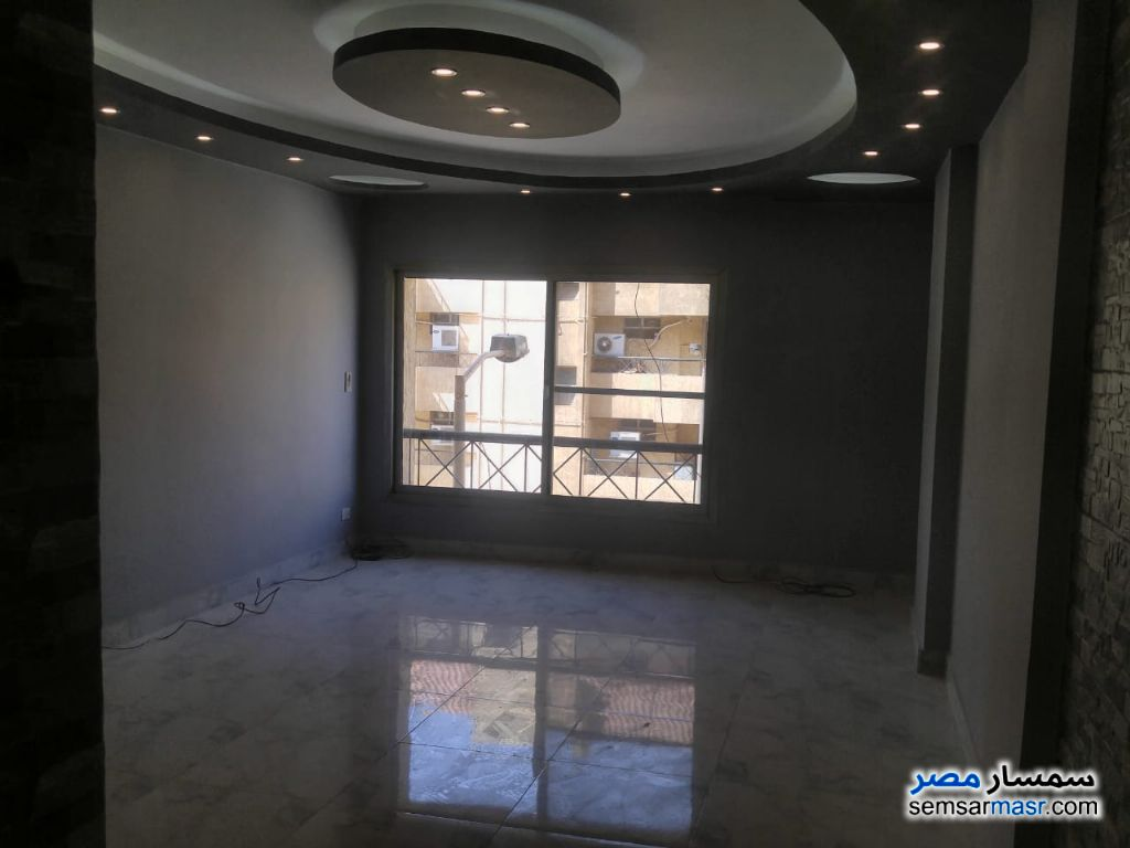 Photo 1 - Apartment 2 bedrooms 1 bath 107 sqm extra super lux For Sale Rehab City Cairo