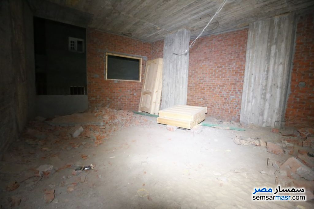 Photo 4 - Apartment 2 bedrooms 1 bath 180 sqm without finish For Sale Mansura Daqahliyah