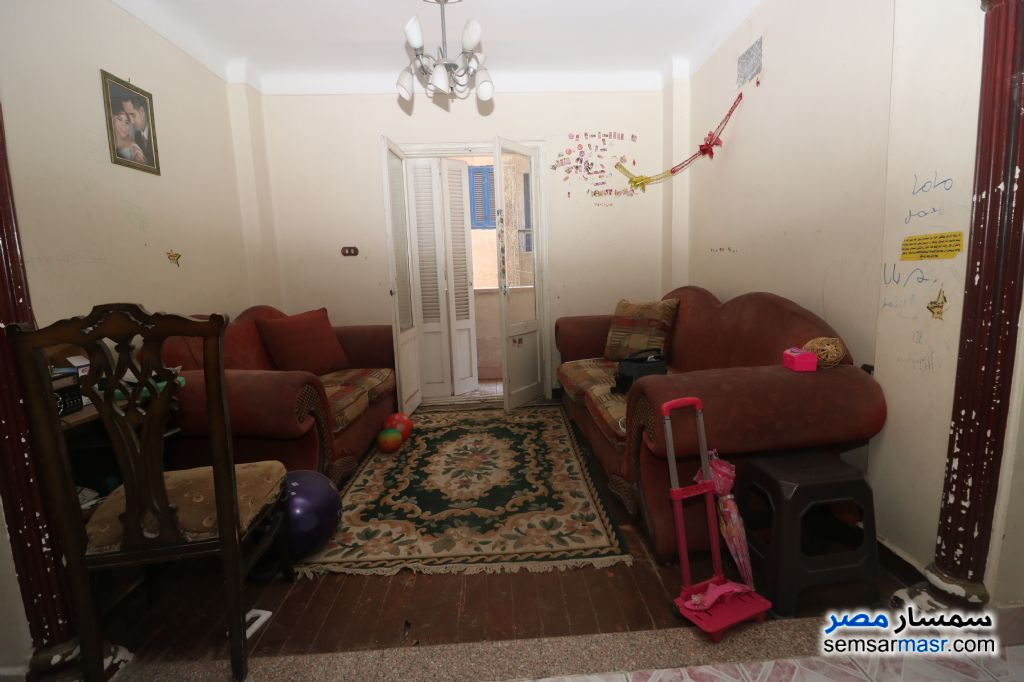 Photo 2 - Apartment 3 bedrooms 1 bath 110 sqm lux For Sale Kafr Abdo Alexandira