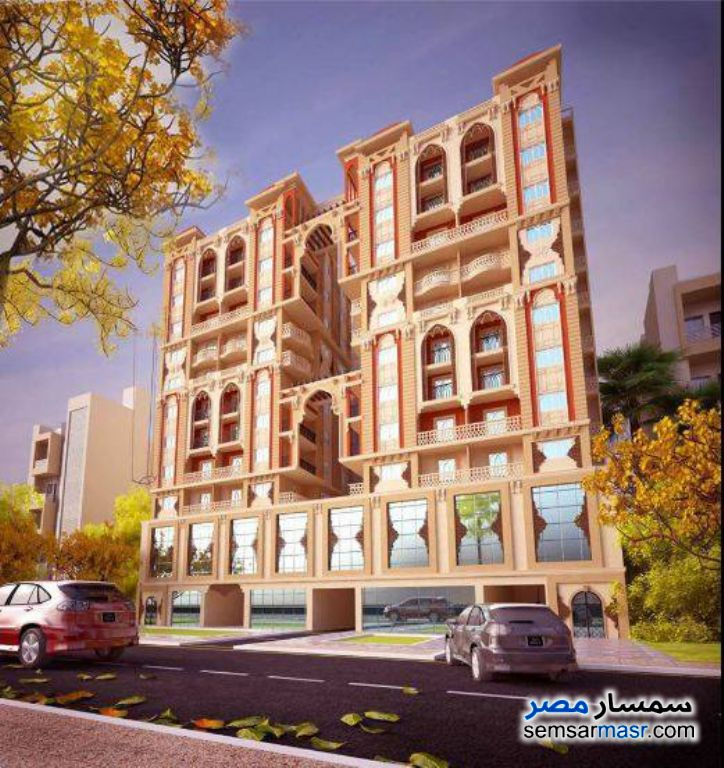 Ad Photo: Apartment 3 bedrooms 1 bath 111 sqm without finish in Asyut City  Asyut