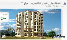Ad Photo: Apartment 2 bedrooms 1 bath 111 sqm lux in Madinaty  Cairo