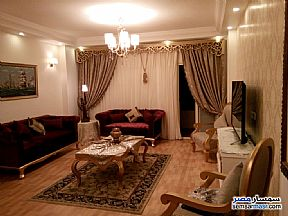 Ad Photo: Apartment 2 bedrooms 1 bath 115 sqm super lux in Agouza  Giza