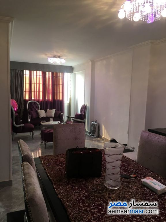 Photo 2 - Apartment 2 bedrooms 1 bath 115 sqm super lux For Sale Hadayek Al Ahram Giza