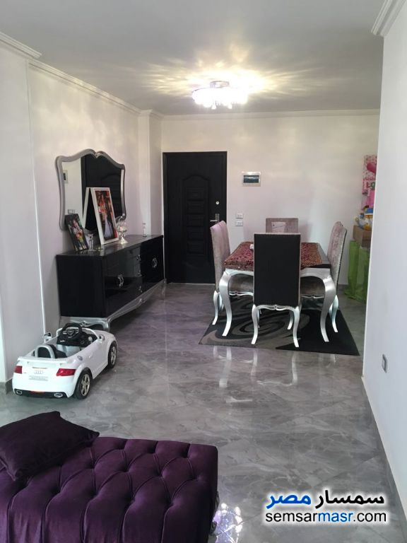 Photo 7 - Apartment 2 bedrooms 1 bath 115 sqm super lux For Sale Hadayek Al Ahram Giza