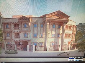 Ad Photo: Apartment 2 bedrooms 1 bath 115 sqm semi finished in El Ubour City  Qalyubiyah