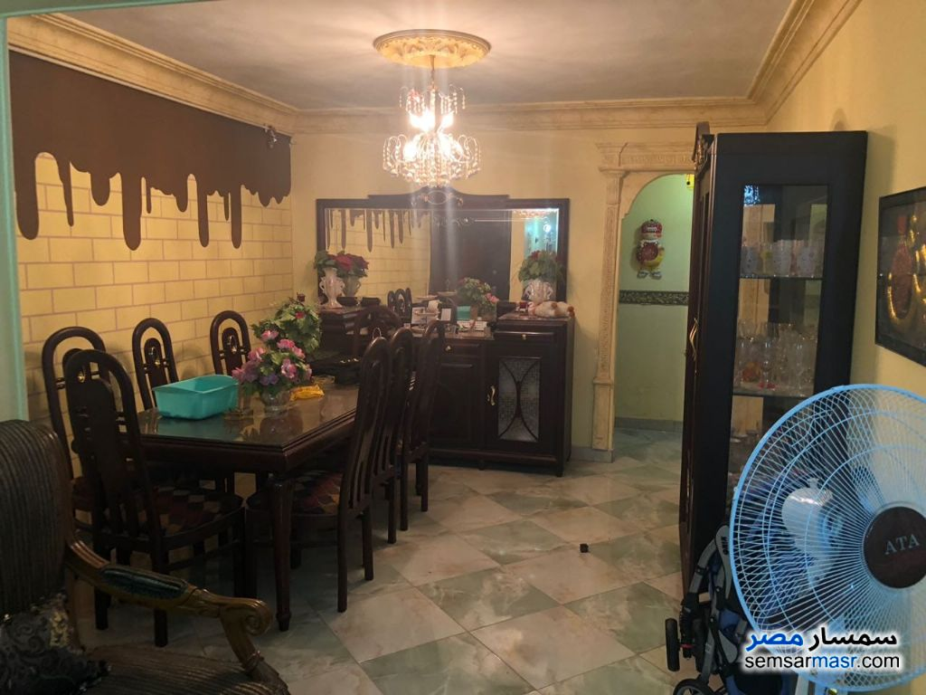 Photo 1 - Apartment 2 bedrooms 1 bath 120 sqm super lux For Sale Faisal Giza