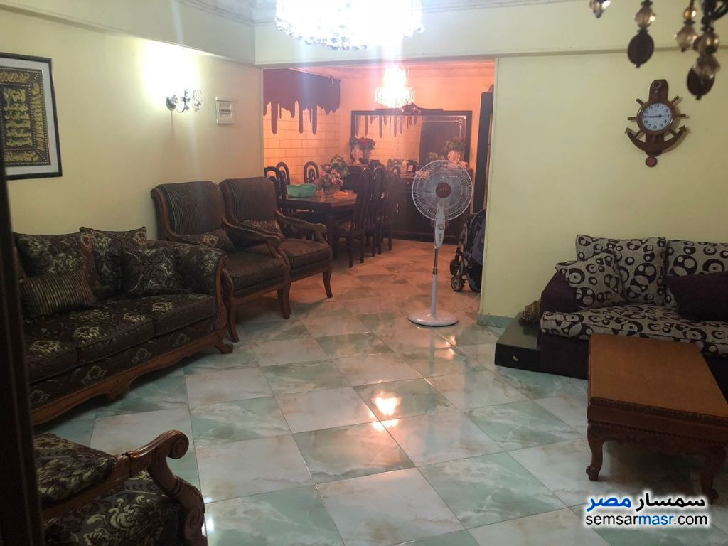 Photo 4 - Apartment 2 bedrooms 1 bath 120 sqm super lux For Sale Faisal Giza