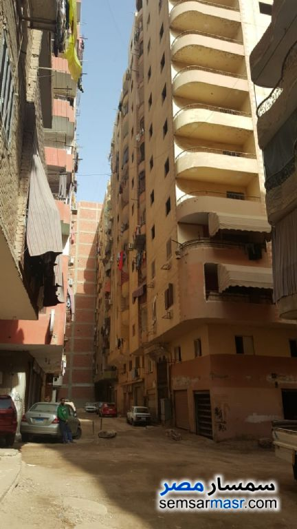 Photo 1 - Apartment 2 bedrooms 1 bath 120 sqm without finish For Sale Faisal Giza