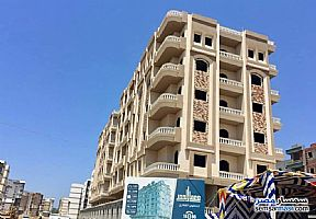Ad Photo: Apartment 2 bedrooms 1 bath 120 sqm semi finished in New Damietta  Damietta