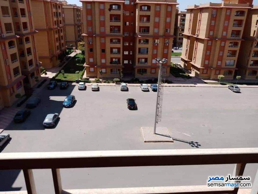 Photo 3 - Apartment 3 bedrooms 1 bath 120 sqm lux For Sale Future City Cairo